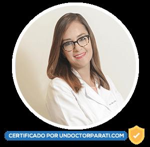 Dra. Nidia Mendoza Zepeda
